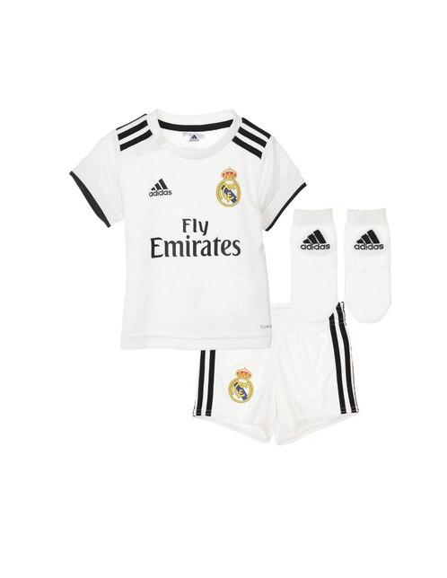 Conjunto deportivo Adidas Club Real Madrid para bebé e7d30e6b64bb0