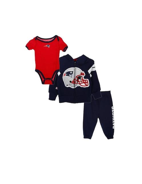 Conjunto deportivo NFL algodón para bebé edf37976f6d