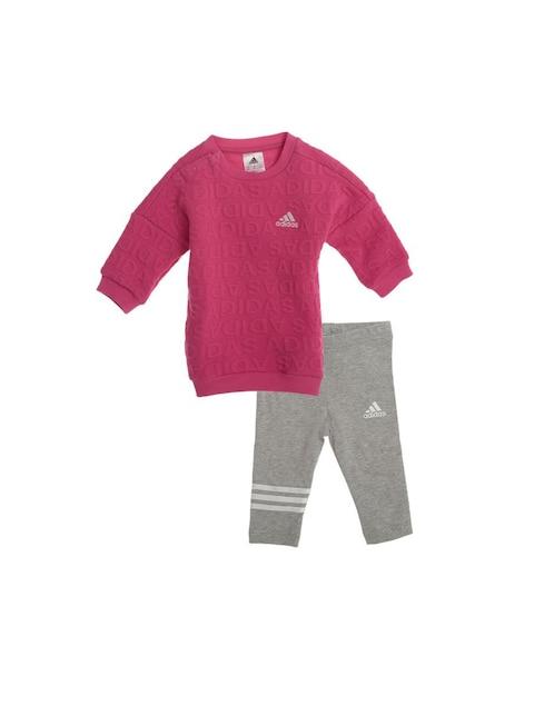 8fe608e79 Conjunto deportivo Adidas algodón para bebé