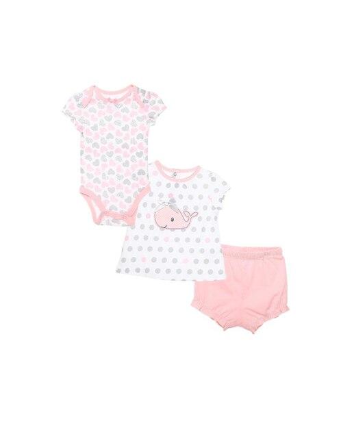 dce860063 Conjunto Best Beginnings algodón para bebé