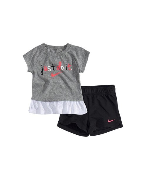Conjunto deportivo Nike algodón para bebé 11d7363c34b