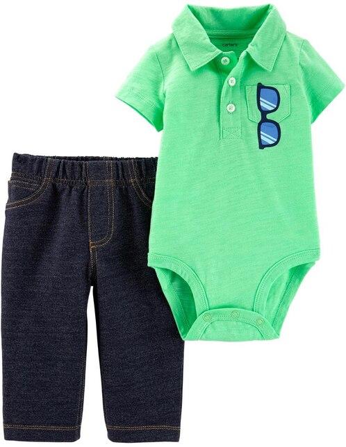 8e63bed19 Conjunto Carter s algodón para bebé