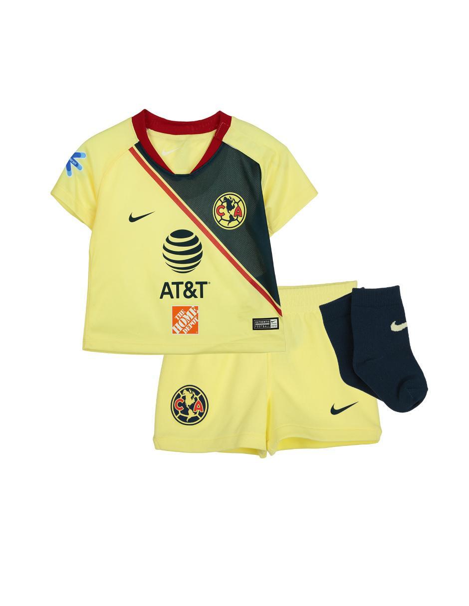 Conjunto deportivo Nike Club América para bebé 7dcf1d92253