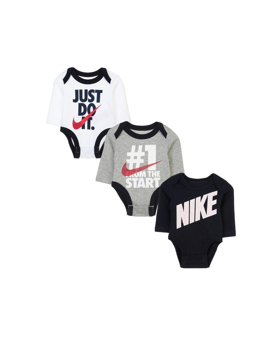 Set de pañaleros Nike para bebé eeed2f84e01