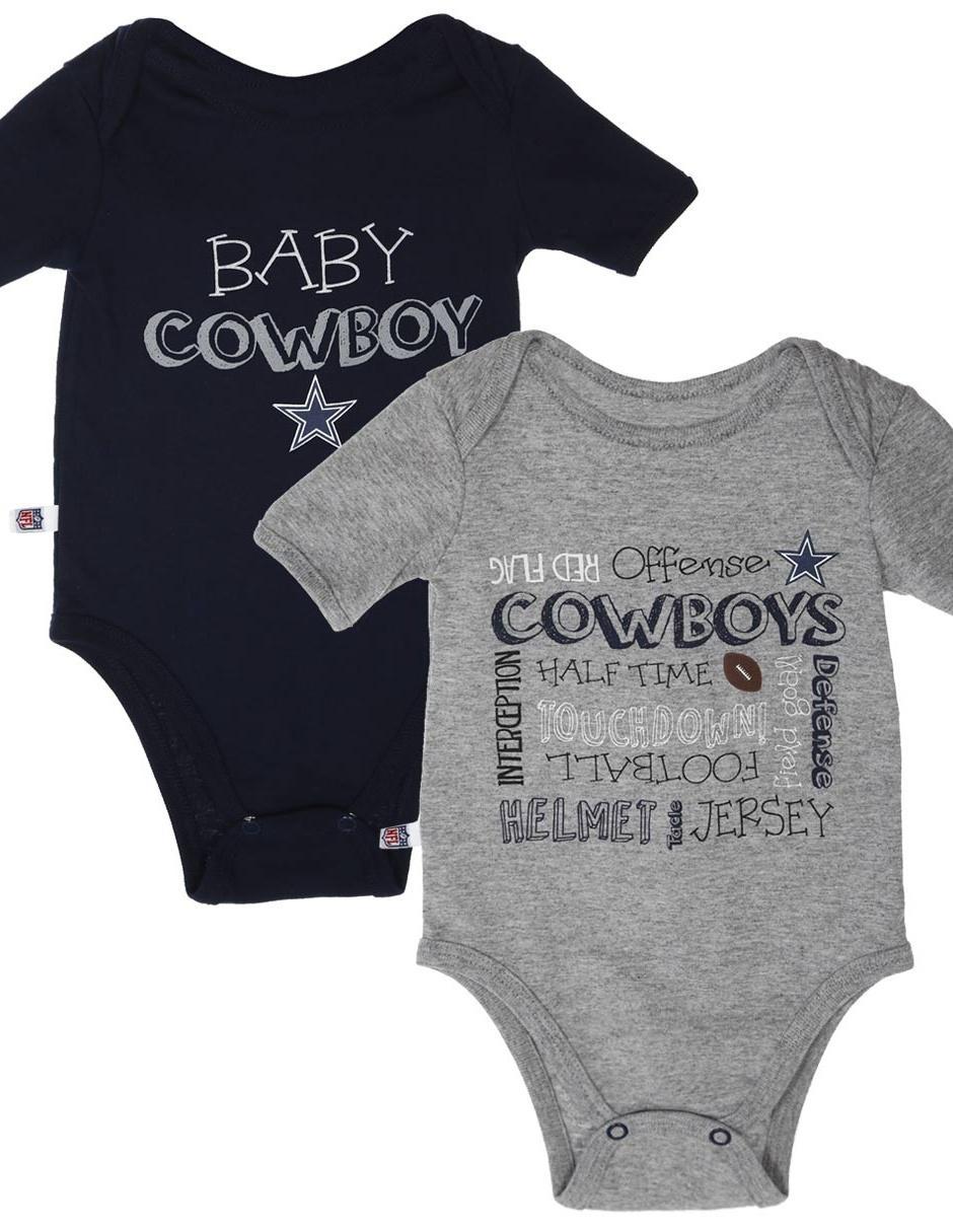 Set de pañaleros NFL algodón para bebé 93e4e51a44d